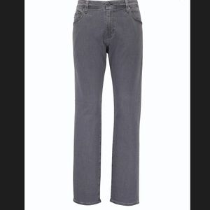 AG The Grauduate Tailored Leg Slim Gray Pant 32x32